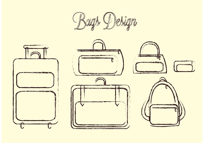 vacation icon vacation travel icon travel bag travel suitcases suitcase suit case sketchy suitcase sketchy bag purse handbag hand drawn suitcase hand drawn bag hand bag bag