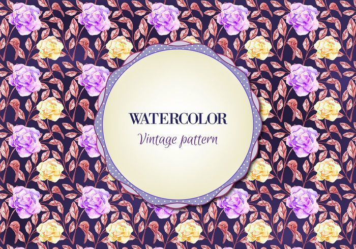wrapper watercolor wallpaper wall valentine tracery summer structure spring seamless roses background rose background rose revival retro Repetition repeat plant pattern painting ornate ornament nature leaves graphic flower floral fabric drawing design decoration branch blossom bloom banner background backdrop