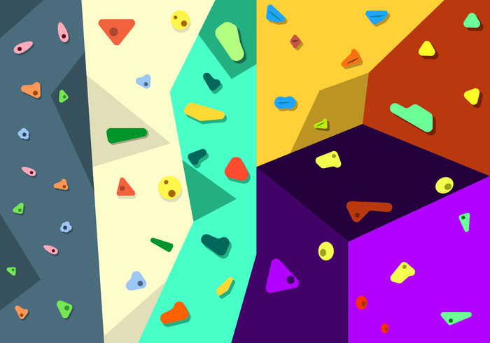wall training sport rock holds hang grip equipment colorful climbing wall climbing climber climb background
