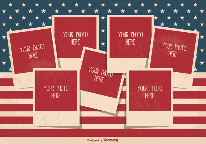 worn USA templates template sunburst structure stripes stars shabby scrapbook retro red white blue pictures picture template photo collage photo paper page invite invitation instant Independence Day holiday framework frame fourth of july flag decoration cover congratulation collage template celebration card background backdrop announcement american flag american album aging aged
