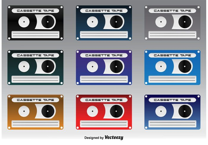 vector tapeplayer tape sound recording Recorder record playing cassette player play musical music tape music illustration icon fun cassette fun cute cassette cute cassettes cassette icon cassette audio