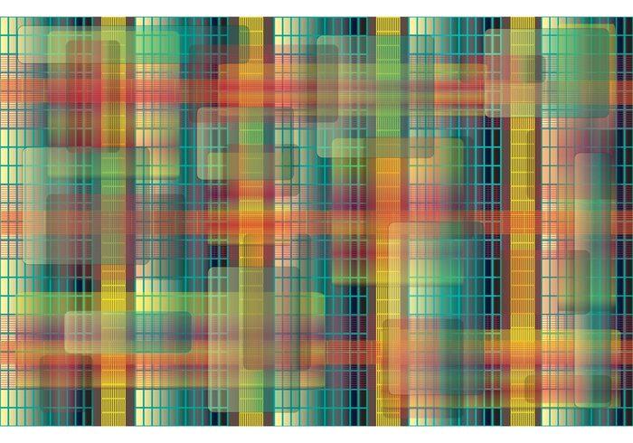 pattern layers