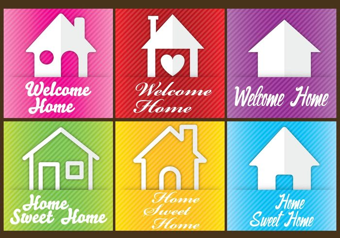 welcome home welcome vintage vector typography typographic type text sweet sign roof retro quote pink phrase party new love Lettering letter label illustration icon housewarming house home heart handwritten hand graphic font family design decoration cute classic card calligraphy calligraphic building blue banner background art