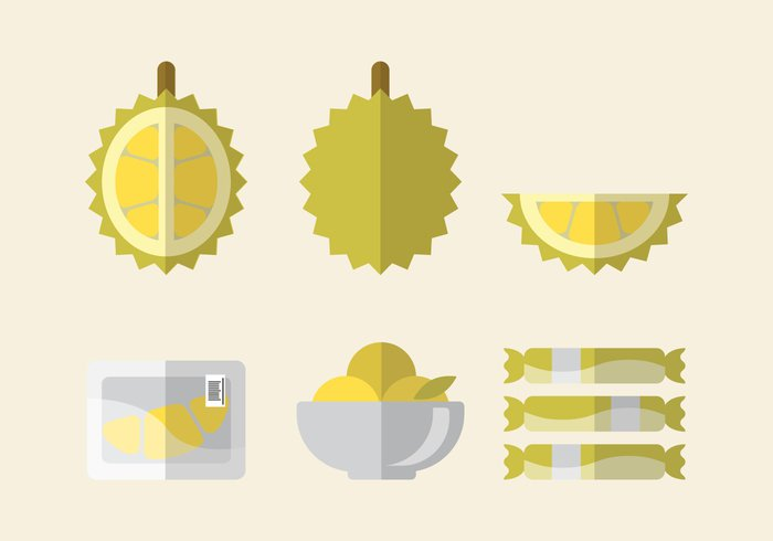 yellow white vector tropical tools technology symbol sweet summer strong sticky snack smelly smell scent rice plant paste organic olive obesity nutrition nature natural modern lifestyle isolated illustration icon ice Healthy green graphic fruit Fried freshness fresh food flat fat exotic equipment energy durian drawing design delicious cream cool concept color chip cartoon Calories background Asian asia art