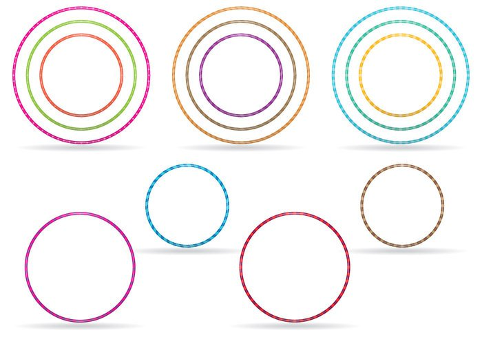 yellow Wrist white toy shape round ring red plastic pink ornament object multicolor material isolated hula-hoop Hula hoops group green fashionable fashion decoration decorated cutout costume colorful color collection circle bracelet blue Bangle background arm