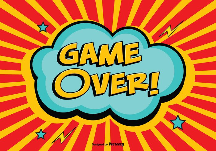 video game vector text the end text stylized text stylized style stamp sign set score red post play over note interface illustration icon gui games game-over game over vector game fun text fun font failure end defeat cute comic style comic background comic colorful cartoon Backgrounds background art