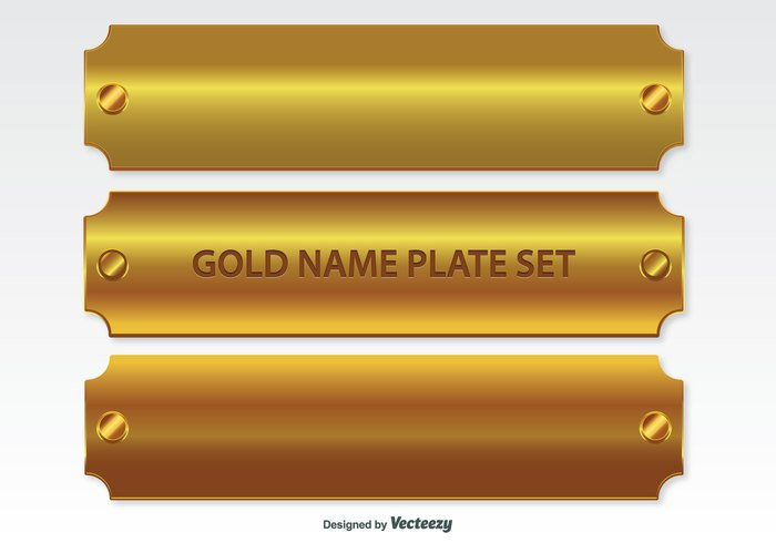 vector Surface space silver sign sheet shape rectangular rectangle precious plate plaquette plaque panel oblong Nostalgic nameplate name plates name plate set name plate name metallic metal memories memorial long isolated ironworks iron golden gold plates gold name plate gold frame engraving Engrave empty copper classic certificate bronze Brass board blank bevel background award antiquities