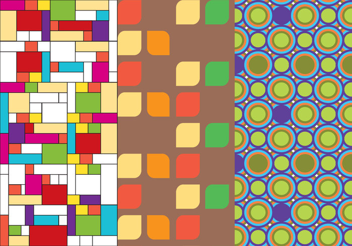 wrap wallpaper vintage trendy squares sixties simple seventies seamless retro repeating pop art pop pattern Nineties modernist Modernism minimalistic minimalist groovy gift geometric funky forms fashion fabric eighties cool circles bauhaus basic background art abstract