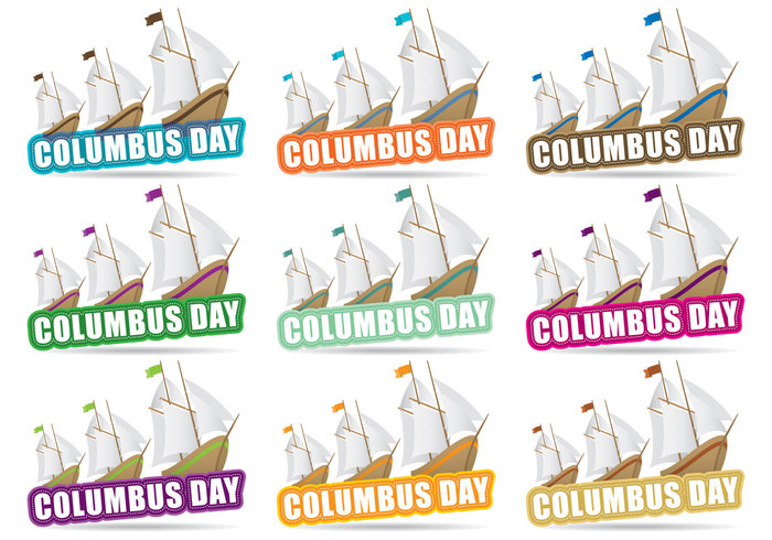 Voyager voyage vessel vector USA United ship seafarer sail revolution Pride poster pioneer person October ocean Navigator national message memorial Journey holiday history happy freedom flag find famous event editable Discovery discoverer Discover detect day cristoforo country columbus day columbus colonization colombo christophorus christopher celebration Celebrated celebrate banner background Atlantic american america