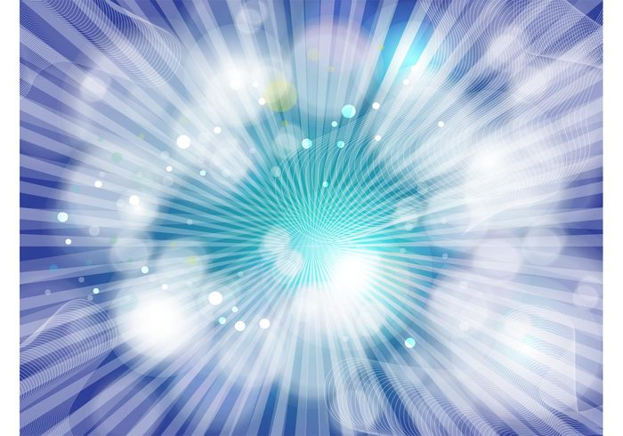 surreal stars shine rays psychedelic mystic light free backgrounds fantasy dream bright background vector abstract
