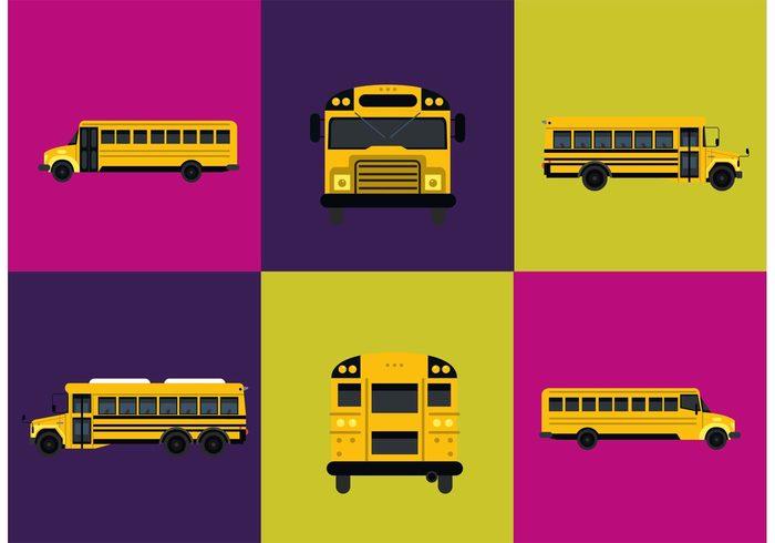 yellow school bus yellow bus yellow transportation school buses school bus icon school bus school ride public transportation public transit middle school learning kids elementary school Elementary driver bus Back to school