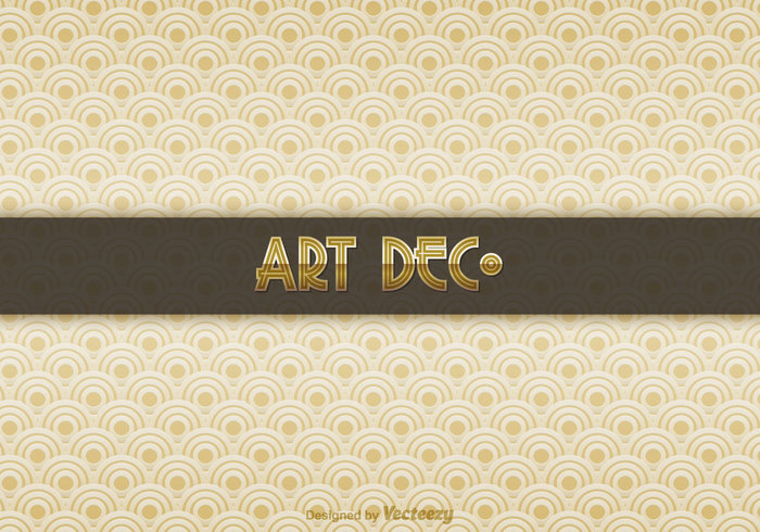 wallpaper vintage vector texture Textile style simple shapes seamless scales round retro print pattern paper ornament organic motif modern luxury line graphic Geometry geometric elegant design decor deco damask circles chic beige background art abstract 1930s 1920s