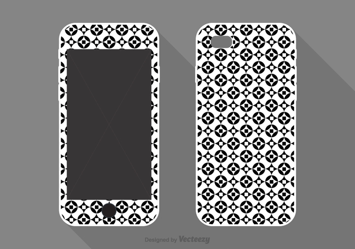 wallpaper wall vector texture template style shape set screen retro quality Protector print plastic phone case phone pattern ornament modern mobile luxury geometric frame fashion digital design decorative decoration cover concept collection cell case background back artistic