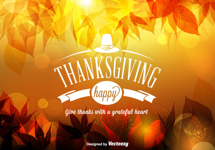 you vintage vector typography turkey thanksgiving Thankful thank text template sign seasonal season red poster postcard outside November nature leaves label holiday harvest greeting graphic Fall design decorative decoration day Conceptual concept celebration card bokeh blurry blurred blur background autumn abstract