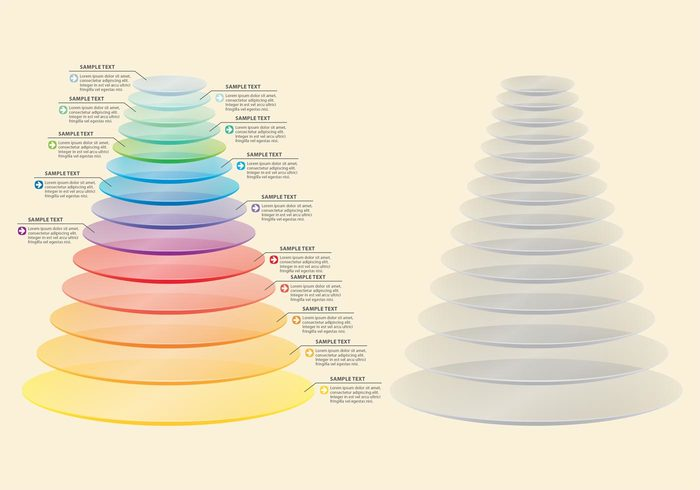 vibrant vertical triangle top system symbol structure stack spectrum sign shiny shape section scheme rank pyramid chart pyramid progress order options multicolor level layers layered pyramid isometric hierarchy growth graph Gradation element concept colorful color chart business arranging abstract