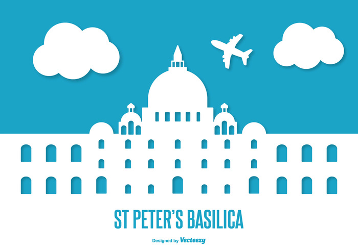 world vatican vacation trip triangles travel tourism template symbol St. st peters basilica Simplicity silhouette sightseeing Rome Place peters monument low long landmark land Journey Italy international icon holiday history historic Heritage geometric famous elements Destination culture concept Composition colorful color city card building Basilica background abstract