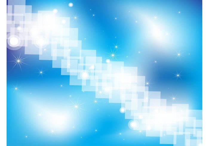 Vector backdrop stars square sparkle sky shine Shimmer light effects fantasy diamond Cool backgrounds box abstract