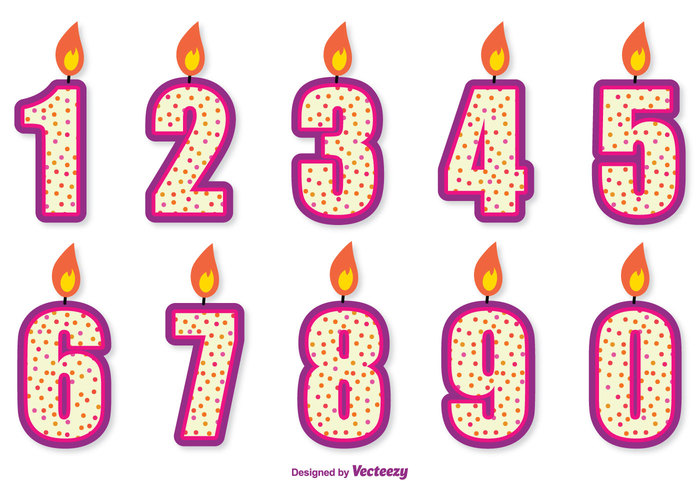 yellow wish Vectors shiny set purple pink party orange on occasion number isolated icon holiday happy birthday happy green fun flame event decoration decorated cute colors colorful collection clip children celebration celebrate Cartoons candles candle cake candle cake bright blue birthday art anniversary Age 6 5 4 3 2 1st birthday +1