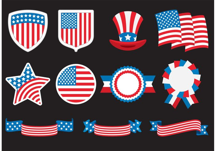 vote vector USA United uncle sam template states stars set Republic president Politics Patriotism patriotic offer occasion national map Independence Day illustration holiday hat Governor government freedom frame flower flourish flag emblem elements election day democracy country constitution collection celebration business banner balloons badge america advertisement 4th of July 2014