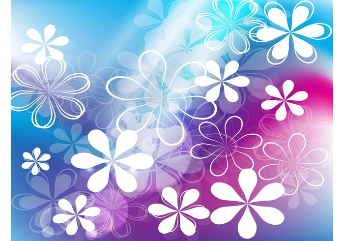 sixties seventies plants hippie free backgrounds flowers flower power Floral arrangement floral daisy colorful 70's 60's