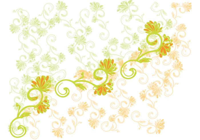 texture swirl shape scroll romantic pattern ornamental ornament organic nature motif leaves flower floral element elegant editable decorative decoration curl art Accent