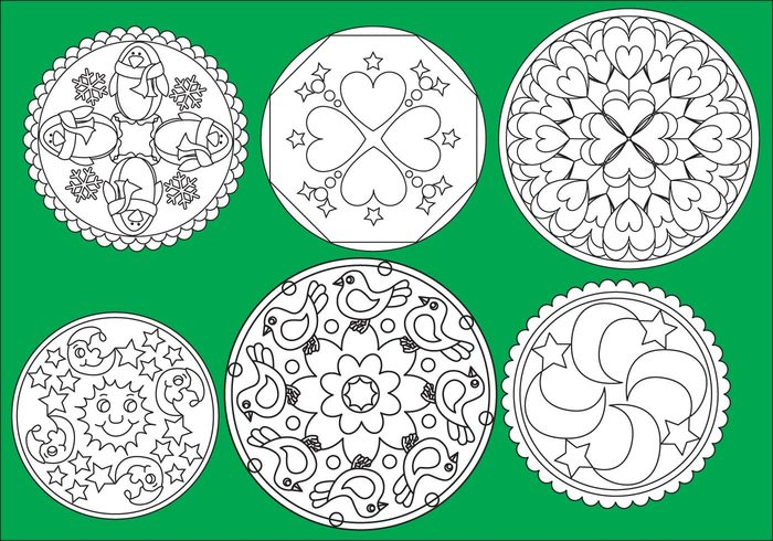 white wheel vintage vector template tattoo symmetry symbol swirl stencil square sign set samsara Sample round religion penguin pattern ornament octagon object Mandala life leaf isolated heart frame four flowers elements design decor coloring pages coloring page coloring collection cliche circle children chick black background art and abstract