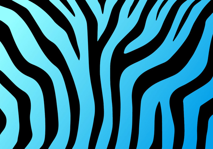 neon blue zebra print vector background 133115 welovesolo