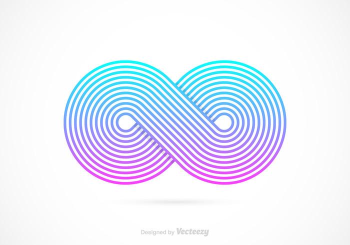 Free Retro Infinity Symbol Vector 134755 Welovesolo