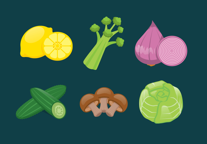 vegetarian vegetables vegetable vegan vector tomato Tasty sweet sign set season radish quality pepper paprika ornament object mushroom lemon leaf isolated illustration icons icon Healthy health graphic garden fresh food element design cute corn cooking colorful color collection carrot cabbage broccoli avocado