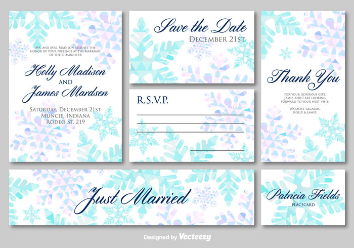 winter wedding template winter wedding winter wedding template wedding template snowflake wedding template snowflake wedding snowflake romantic marriage just married invitation frame event December day Congratulate celebrate beautiful banner