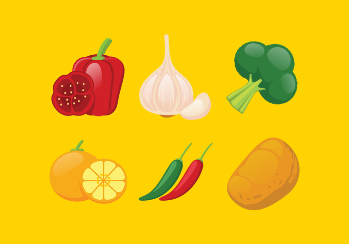 vegetarian vegetables vegetable vegan vector tomato Tasty sweet sign set season radish quality potato pepper paprika ornament onion object lemon leaf isolated illustration icons icon Healthy health graphic garden fresh food element design cute corn cooking colorful color collection chili carrot cabbage broccoli avocado