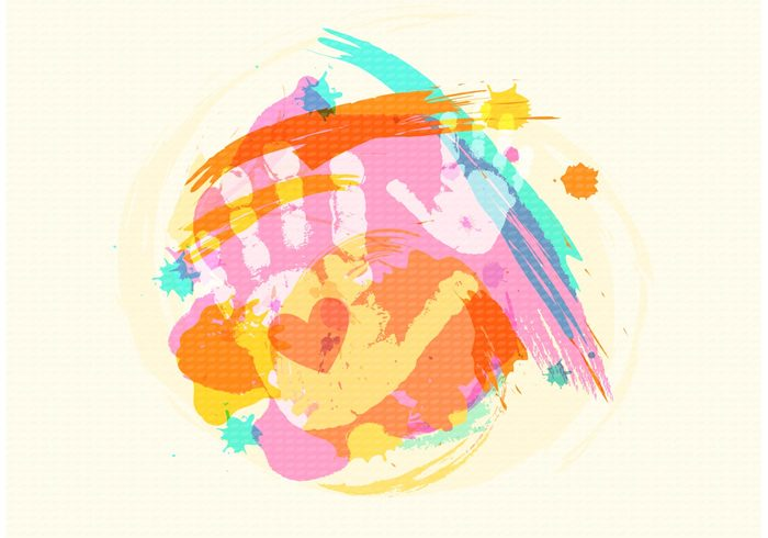 wavy wave watercolor wallpaper vector swirl splatter splash space paint liquid illustration handprint graphic fun flowing festival editable digital design decorative decoration curve culture creative concept Composition colorful color child handprint celebration background Asian abstract