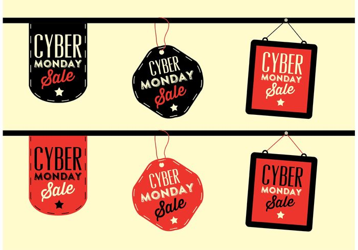 symbol sign shop sale retail promotional promotion promo product pricing price online old monday merchandise label collection label internet information important icon hang finance event discount design deal cyber monday commerce buy bargain badge attachment attach announcement announce advertising