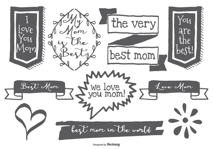 you vector typography type text template super mom sketchy shape set scrapbooking scrapbook role print postcard pink parents Mother's day Mother's mother mommy mom Messy love mom love Lettering label isolated holidays heart happy handwritten hand drawn greeting gift feelings family emotions emblem element editable drawn design day cute concept celebration card calligraphy best mom best badge background art advertising