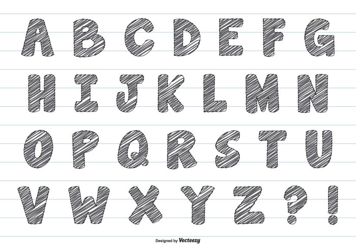 vector alphabet vector uppercase typo type text symbol style streak sketched sketch set scribble alphabet scribble scrapbooking scrapbook pencil pen paper note line letters letter letras vector letras kid isolated ink illustration heart graphic font drawing draw doodle design cute collection characters chalk cartoon calligraphy calligraphic background art alphabet set alphabet abc