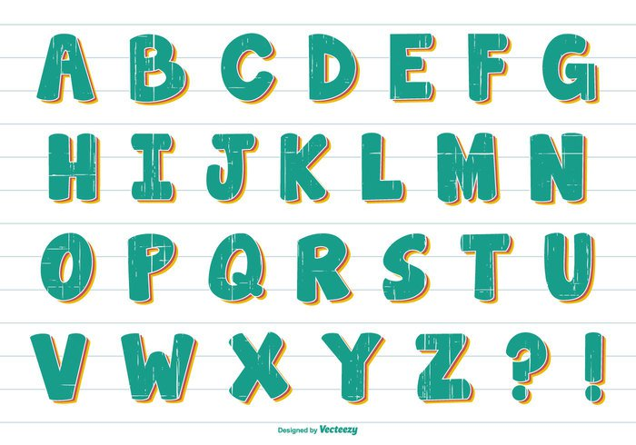 word vector alphabet vector uppercase typography typeset type text template symbol style speech sign retro page modern letters Lettering letter letras vector letras learning layout kids kid joyful joy illustration graphic graffiti glossy fun alphabet fun font english element design decorative cute comic alphabet comic color collection child character cartoon calligraphy book background art alphabetical alphabet abc 3d