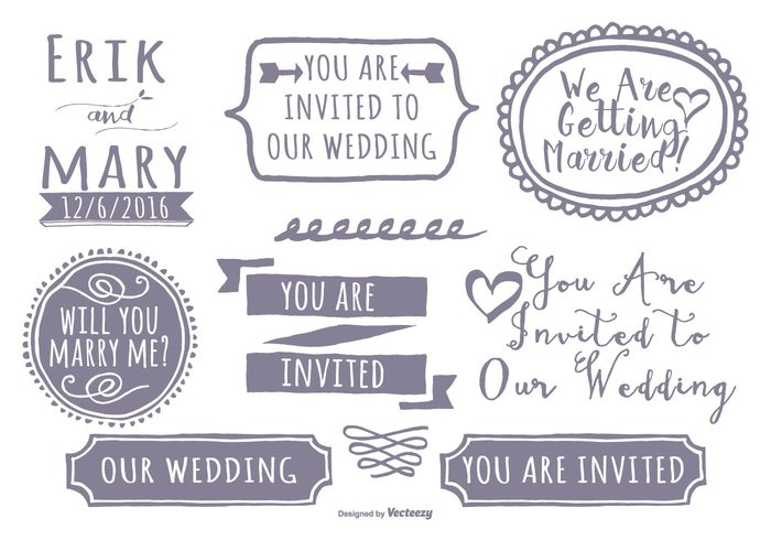 wedding labels wedding vintage vector typography typographic type text swirl style sketchy sign shape set scroll script save the date save retro ornate ornament love Lettering letter label set label invitation illustration hand drawn hand greeting graphic frame flower flourish floral element elegant drawn doodles doodle label doodle design decorative decoration date cute curl collection celebration card calligraphy calligraphic banner background art