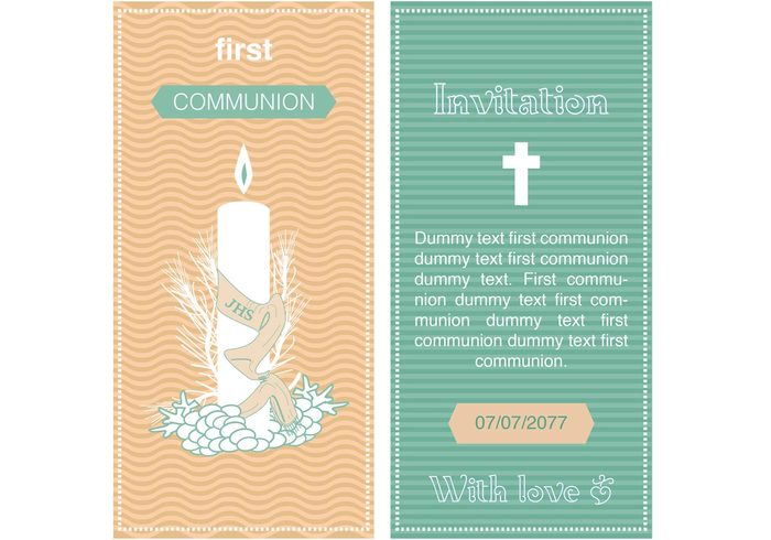 wine template religious religion party newborn layout invite invitation holy first communion template first communion invitation first communion event cup cross communion church christian christening child chalice catholic card baptism baby