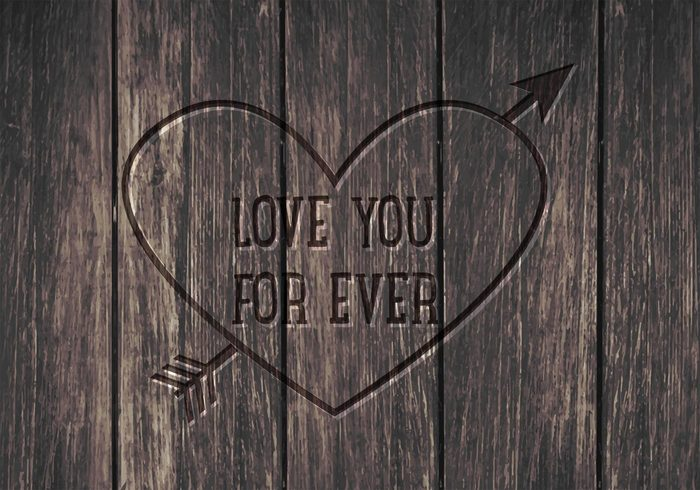 Wooden Wood Weathered Wall Vintage Vector Valentine Tree Timber Texture Text Table Symbol Surface Structure Sign