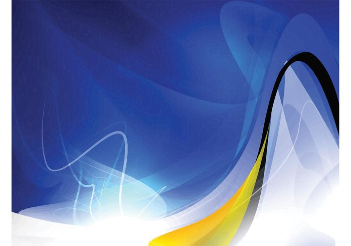 futuristic flow energy elements effect digital design curve connection connect colors blue banner background backdrop abstract 3d