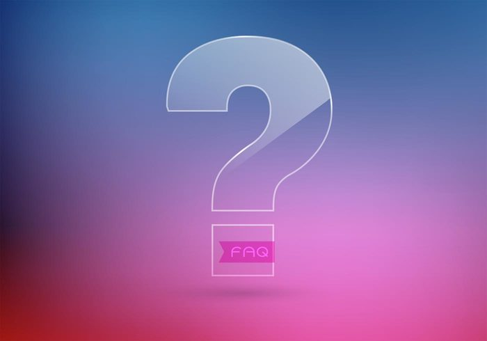 Free 3D Question Mark Vector Background 138206