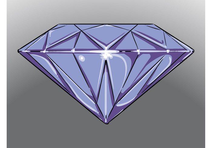 stone sticker shines precious logo jewelry jewel icon gem decoration Comic Book