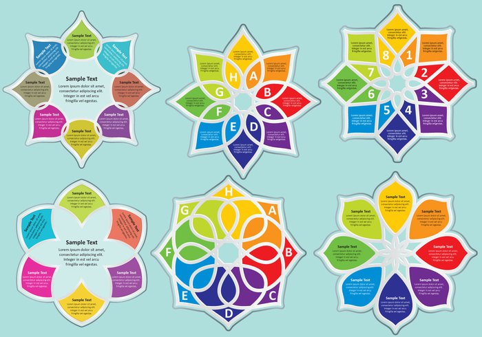 vector United template technology symmetrical symmetric Surround sun structure step star Six sign shape scheme presentation plan parts origami Option logo layout Islam information infographic Idea hexagon frame flower environment element diagram design Cooperation concept circular circle cap business brochure banner background arrow around arabesque arabesco abstract
