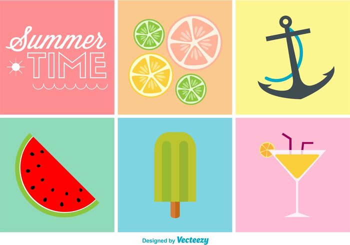 watermelon vacation badge vacation background vacation travel tourism sun summer badge summer background summer sign sea Relaxation Popsicle cocktail citrus beach anchor