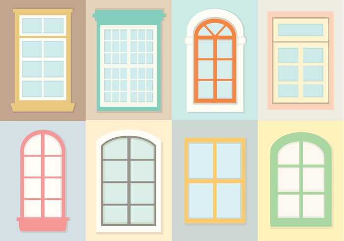 Windows window pattern window wallpaper vector pattern pastel colors pastel ornamental decorative windows decorative window decoration deco background architecture