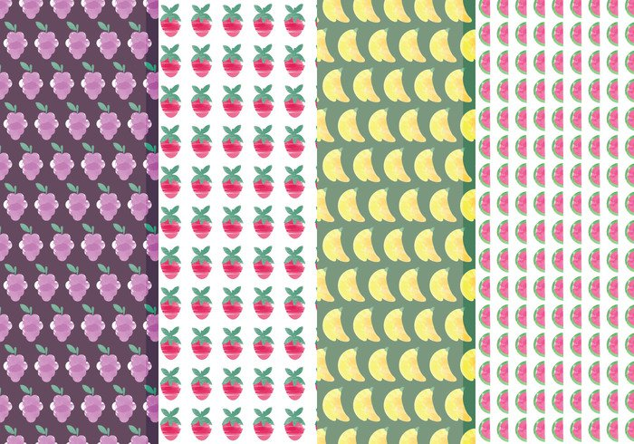 set seamless patterns seamless pattern Patterns pattern set pattern collection pattern nature fruits patterns fruits fruit patterns fruit pattern fruit Berry background