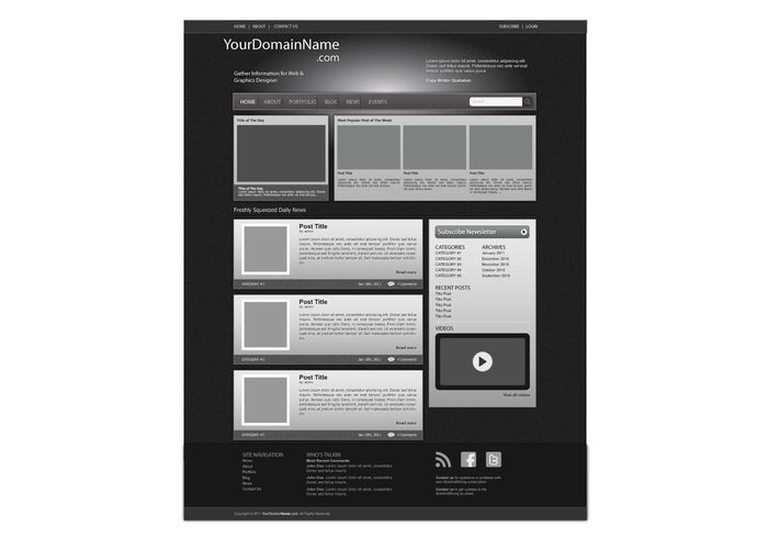 web template web element Web Design web design template