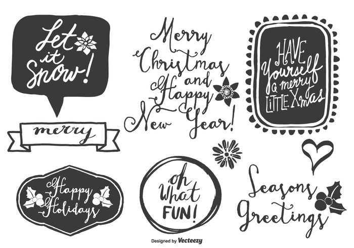 year xmas label xmas word winter typography type symbol style sign shape round print postcard ornate ornament Messy merry christmas merry Lettering letter let it snow labels label invitation holiday labels holiday happy hand drawn greeting gift frame element doodle decoration December cute concept christmas labels christmas card abstract