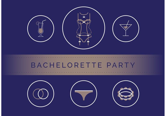 women woman wedding underwear Thong rings party marriage lingerie drunken drink celebration bride and groom bride bachelorette party icon bachelorette party