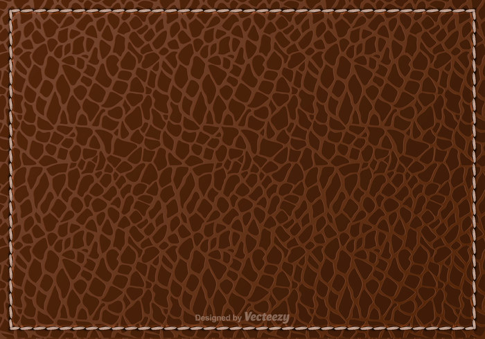 wildlife wild vector textured stitch skin safari reptile print pattern nature material luxury lizard leather background leather illustration graphic fashion effect design crocodile clothing brown background alligator abstract